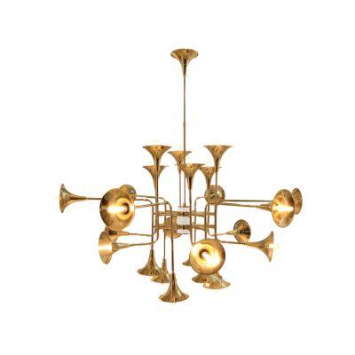 Trumpeter Pendant Lamp