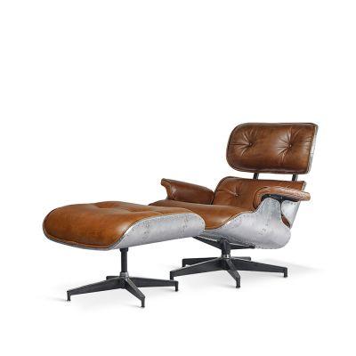 Elba Chair With Ottoman