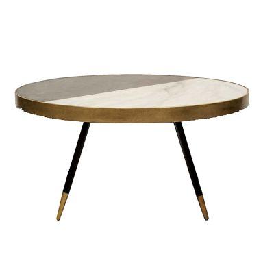 Empire Round Table Brass